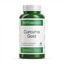 Phytomance Curcuma gold (60 gélules)