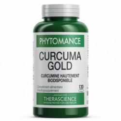 Therascience - Phytomance Curcuma Gold 120 capsules végétales