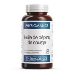 Therascience - Phytomance Huile de Pépins de Courge 100 capsules