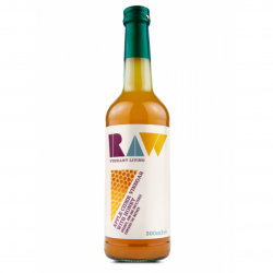 RAW Health - Raw Apple Cider Vinegar With Honey (10%) - with Mother - Organic - unfiltered 500ml
