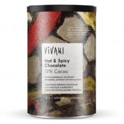 Vivani - Chocolat Chaud Hot & Spicy Bio 280g