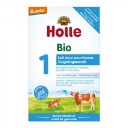 Holle - Zuigelingenmelk Organische 400 G