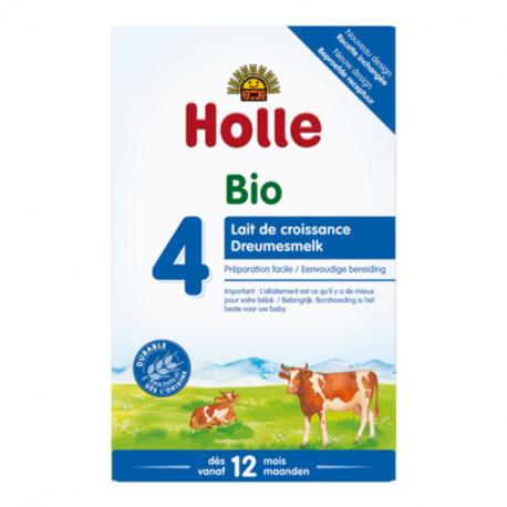 Holle - Lait de croissance dès 12 mois bio 600 G