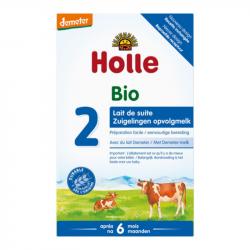 Holle - Lait de suite dès 6 mois bio 600 G