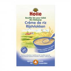 Holle - Crème de riz pour bébé bio 250 G
