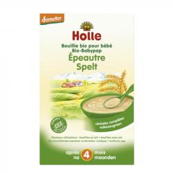 Holle - Bouillie d'épeautre pour bébé bio 250 G