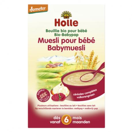 Holle - Baby Muesli Porridge Organic 250 G