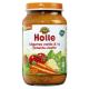 Holle - Petit pot pour bébé légumes variés et riz bio 220 G