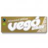 Witte Chocolade Met Amandelen Vegan Bio