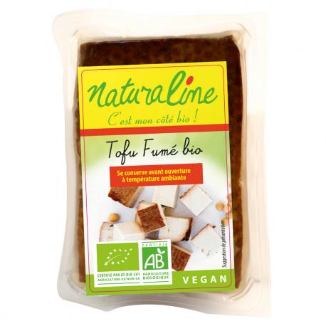 Naturaline - Tofu Fumé Ferme Bio 200g