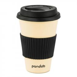 Pandoo - Tasse à Café en Bambou (Bleue) 1x