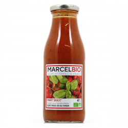 Marcel Bio - COLD SOUPE TOMATOE BASIL 480ml