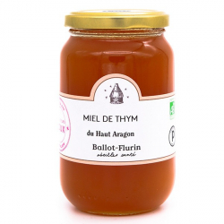 Ballot-Flurin - Thyme Honey from Haut Aragon 480g