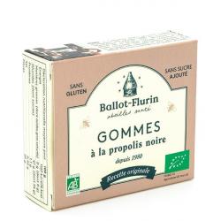 Ballot-Flurin - Gommes à la Propolis sans sucre ajouté 40g