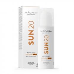 Mádara - Lichte zonnige melk SPF20 150ml
