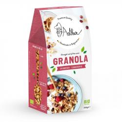 ARTHUR MIX Granola sans gluten Canneberges 300g, Arthur Mix,