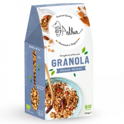 ARTHUR MIX Speculoos Granola 300g
