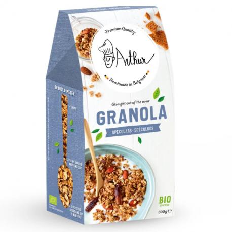 ARTHUR MIX Granola sans gluten Spéculoos 300g, Arthur Mix,