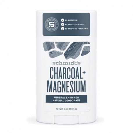 Schmidt's - Natural Deodorant Stick Charcoal + Magnesium 92g