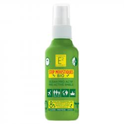 E2 Essential - STOP Moustiques aux 8 HE - 80ml