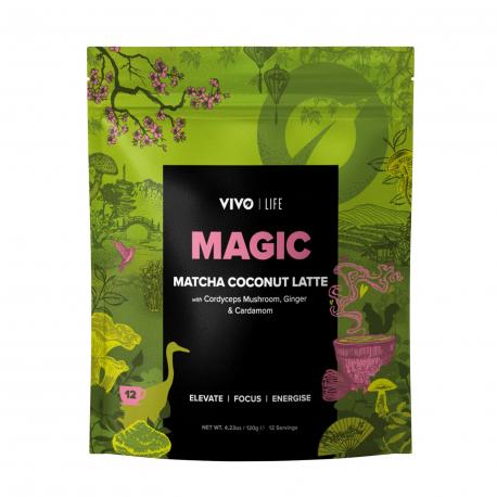 Vivo Life - MAGIC Matcha Coconut Latta 120g