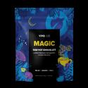 Rauwe Warme Chocolademelk Met Adaptogene Champignons Magic Bio 120g