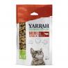 Yarrah - Mini snack biologique pour chat 50g