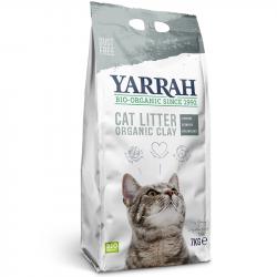 Yarrah - Litière biologique pour chat 7kg