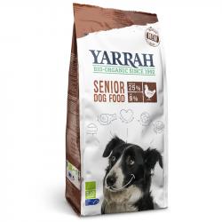 Yarrah - Croquettes biologiques pour chien Senior - 10kg