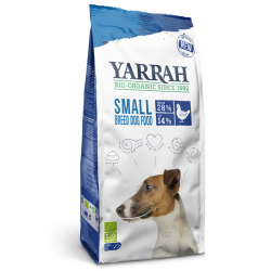 Yarrah - organic Small Breed dry dog food - 5kg