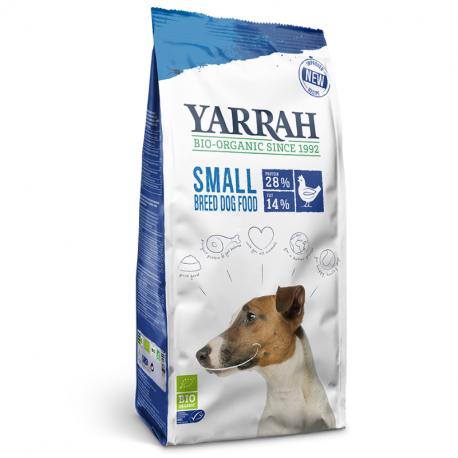 Yarrah - Croquettes biologiques pour chien de petite race - 5kg