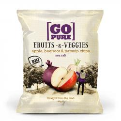 Go Pure - Organic Fruits&Veggies Salt 90g