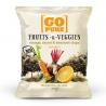 Orange Carrot & Beetroot Chips Organic