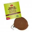 Spirale répulsive au neem 4 pièces