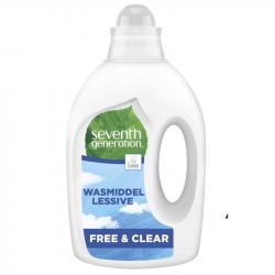 7th Generation - Liquide Lessive Free & Clear 1L
