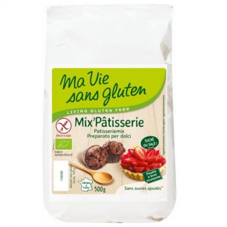MA VIE SANS GLUTEN - Organic Pastry Mix 500g