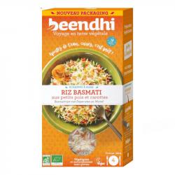 Beendhi - BASMATI RICE with peas & carrots 250g