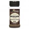 COOK - Muscade Moulue Bio 35 Gr