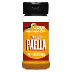 COOK - Mélange Pour Paella Bio 35 Gr