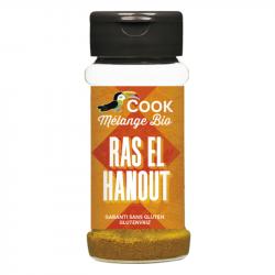 COOK - Organic Ras El Hanout Bio 35 Gr