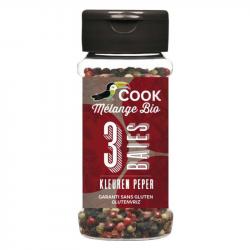 COOK - Organic 3 Berry Mix 45 Gr