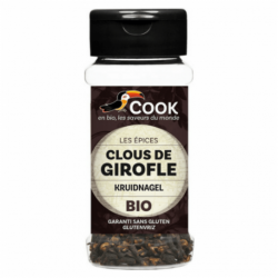COOK - Organic Whole Clove Nail 30 Gr