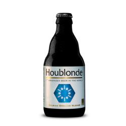 Houblonde - 1ère Bière Belge Bio & Dynamisée au monde! 33 cl