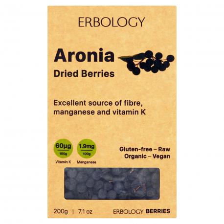 Erbology - Baies d'Aronia Séchées 200g