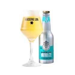 Brasserie Lion - Brasserie Lion - Bière Blanche Belge Bio 33 cl