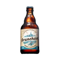 Brasserie de Brunehaut - Bière Belge Blanche Bio 33cl