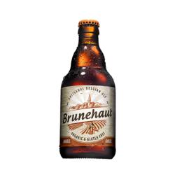 Brasserie de Brunehaut - Bière Belge Ambrée Bio 33cl