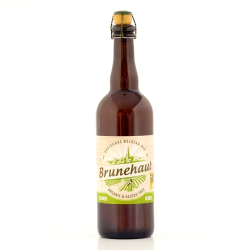 Brasserie de Brunehaut - Blond Organic Belgium Beer 75cl