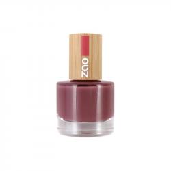 ZAO - Vernis à ongles 667 (rose amaranthe) BIO