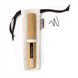 ZAO - Eyeliner rechargeable pinceau noir intense BIO